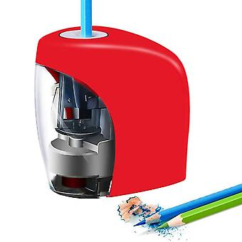 Electric Pencil Sharpener, Pencil Sharpener With Auto Safe Feature