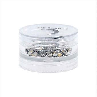 Perles de verre Art Sabrina Azzi 729 Pot Clous métal