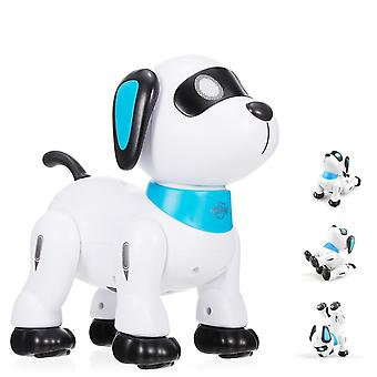 Digital cameras electronic robot dog stunt dog remote control robot dog toy voice control programmable touch sense