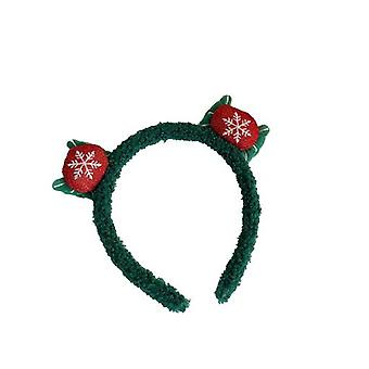 Christmas Elk Antlers Headband For Christmas Party