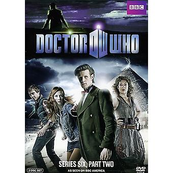 Doctor Who - Doctor Who: Vol. 2-Series 6 [DVD] USA import