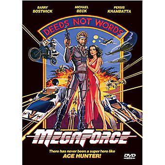 Megaforce [DVD] USA import