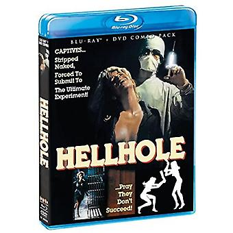 Hellhole [DVD] USA import