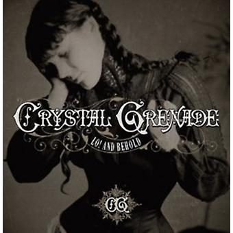 Crystal Grenade - Lo! & Behold [CD] USA import