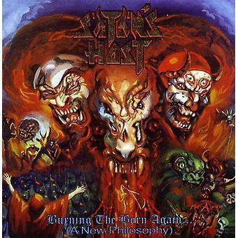 Satan's Host - Burning the Born Again-a New Philosoph [CD] USA import