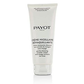 Payot Les Demaquillantes Creme Micellaire Demaquillante Sanfte Reinigung Micellar Creme (normal to Dry Skin) - 200ml/6.7oz
