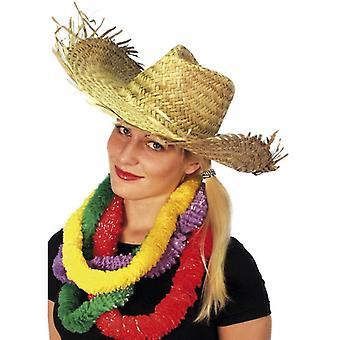 Hawajska plaża Collector - Kapelusz Słomkowy