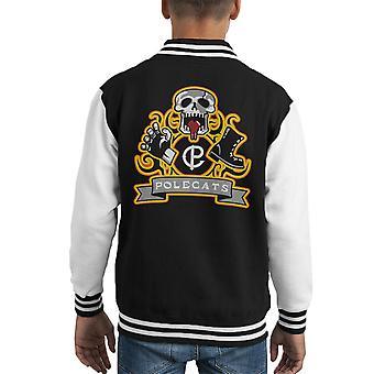 Iltissen Full Throttle Kid Varsity Jacket