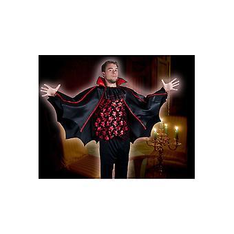 Hombres trajes hombre vampiro de Dracula