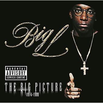 Big L - Big Picture [CD] USA import