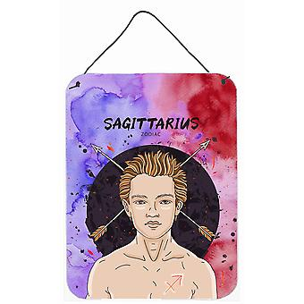 Sagittarius Zodiac Sign Wall or Door Hanging Prints