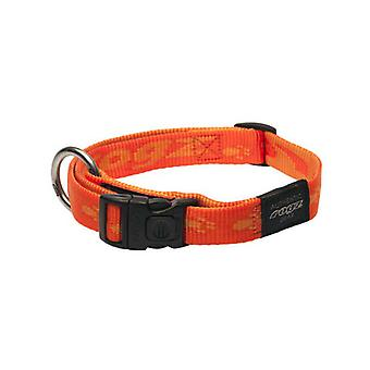 Collier Rogz Alpinist Orange