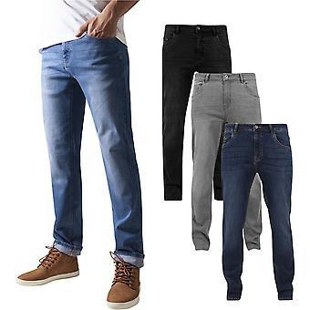 Stedelijke klassiekers - STRETCH DENIM slim fit jeans broek