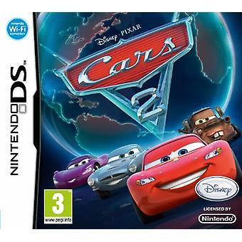Cars 2 (Nintendo DS) - Fabrik versiegelt