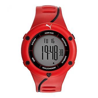PUMA montre poignet mens watch silicone digital PU911361003