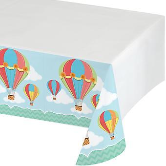Babyballoon baby party tablecloth 137x259cm 1 piece children birthday theme party