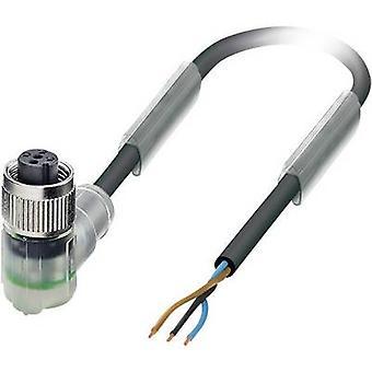 Sensor de Phoenix Contact 1694402 SAC - 3P - 3,0-PUR/M12FR-2L-/ reator-cabel