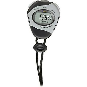 TFA Dostmann HiTrax Go 38.2016 Cronometro digitale Grigio, Nero