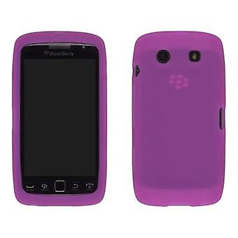 Silikon Gel Case för Blackberry Torch 9850 - rosa