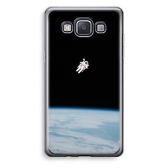 Samsung Galaxy A3 (2015) gjennomsiktig sak (myk) - alene i rommet