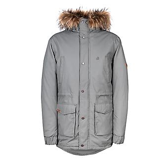 Alife and Kickin Sporty Men's Winter Jacket Parka Ron with Hood Gr. M-XXL