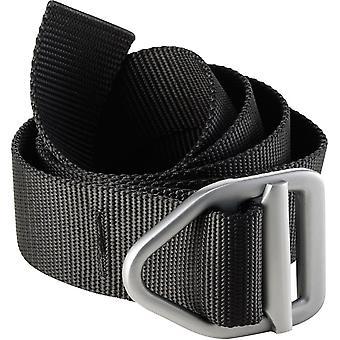 تصاميم بيسون آخر فرصة خفيفة مزركشة ابزيم الحزام-أسود