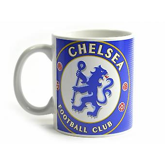 Chelsea FC halvton 0.3kg Boxed mugg