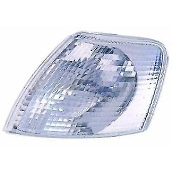 Left Passenger Side Indicator Light (Clear) for Volkswagen PASSAT 1997-2000