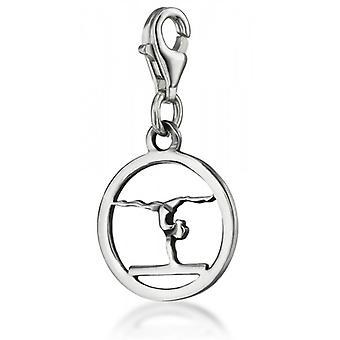 Charme» gymnast på balance bom, «sølv».