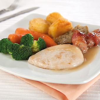 Green Gourmet Frozen British Turkey Breast Fillets