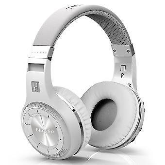 Bluedio H + Turbine wireless Bluetooth Stereo Headphone-White
