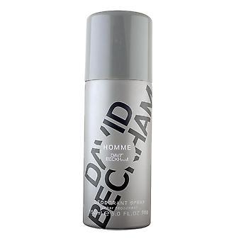 David Beckham Homme Deo Spray 150ml David Beckham Homme Deo Spray 150ml