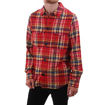 PS Paul Smith Ls Casual Fit Checked Shirt