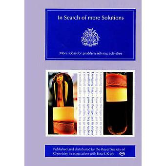 Auf der Suche nach mehr Lösungen - mehr Ideen für Problem zu lösen haben