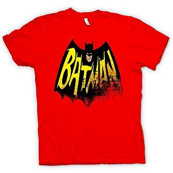 Kids T-shirt - Batmans Cape - Comic Hero