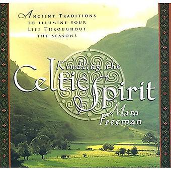 De Keltische geest aanmaakhout