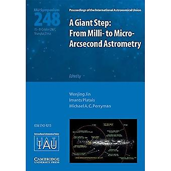 A Giant Step: From Milli- to Micro- Arcsecond Astrometry (IAU S248) (Proceedings of the International Astronomical...