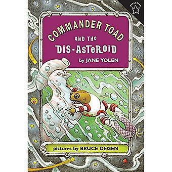 Komentaja Toad ja DIS asteroidi (komentaja Toad-sarja)