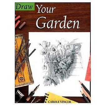Draw Your Garden (Draw Books)