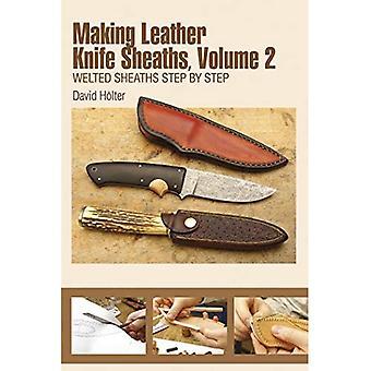 Macht Leder Messer Hüllen: 2