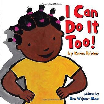 Jag kan göra det också!