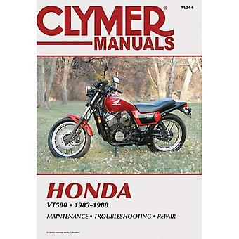 Honda VT500, 1983-1988: Clymer Workshop Manual