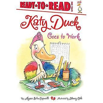 Katy Duck går till arbete