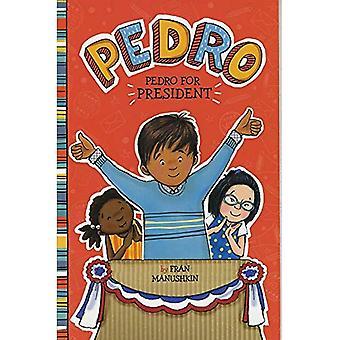 Pedro für das Präsidentenamt