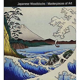 Japanse Woodblocks meesterwerken van kunst