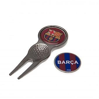 Barcelona Divot Tool & Marker