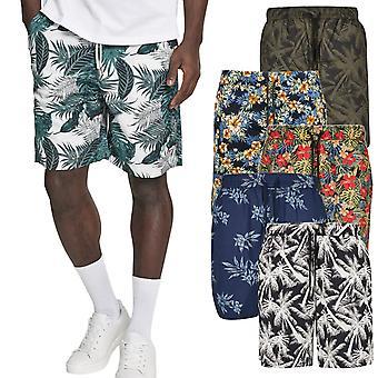 Urban klassikere - mønster resort sommer shorts