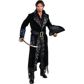 Captain Blackbeard Adult Costume