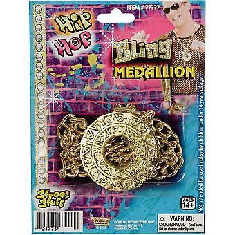 Medalion bling Disco