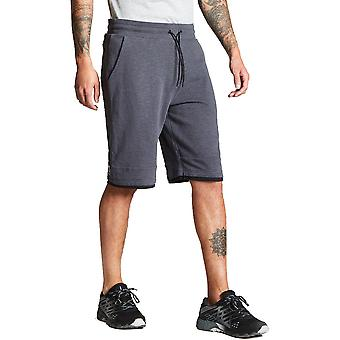 Dare 2B Mens Exhibitt Cotton Jersey Loose Athletic Shorts